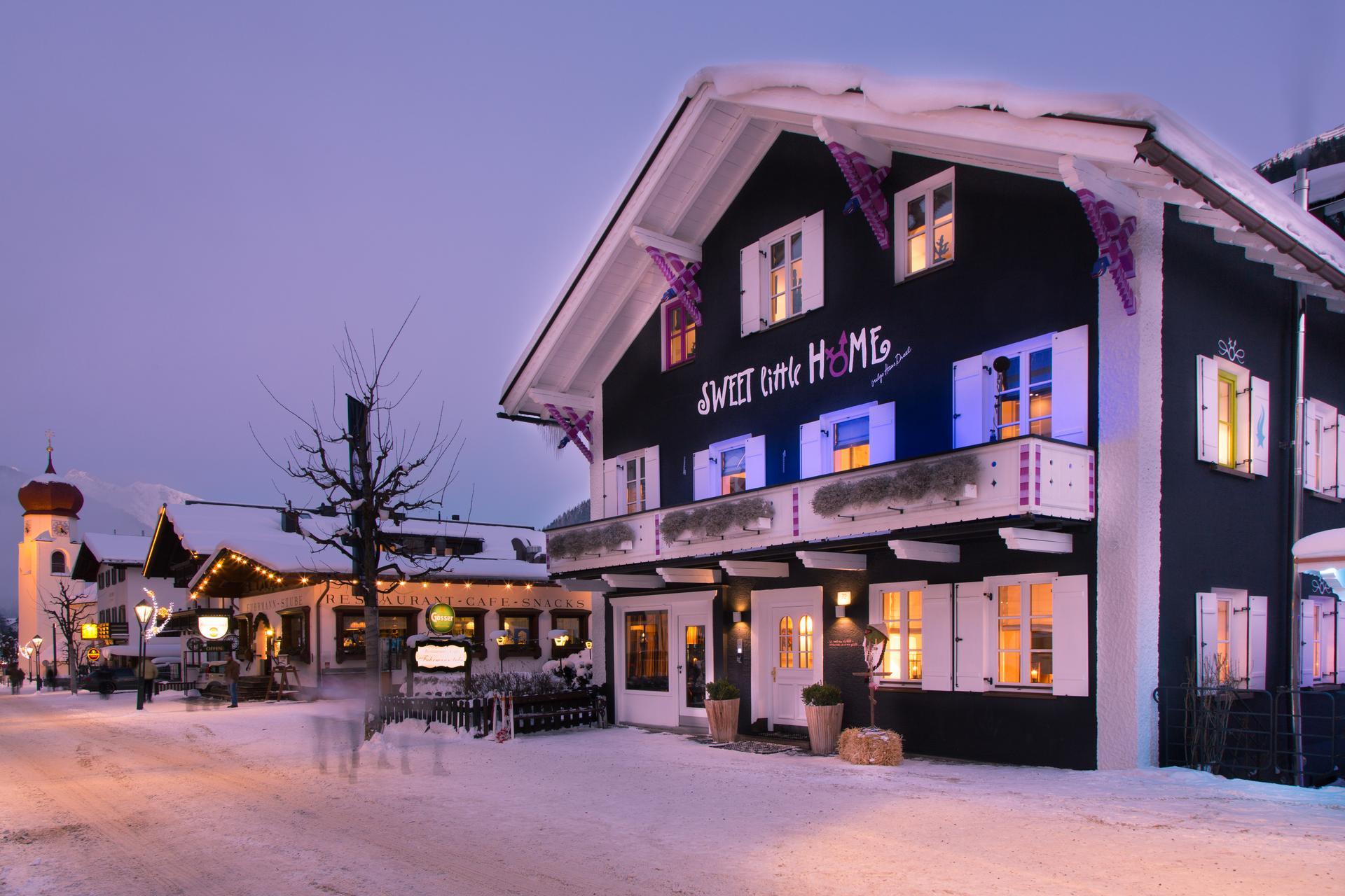 Chalet in St. Anton am Arlberg | Raffl\'s Sweet Little Home